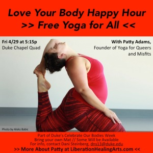 Yoga Happy Hour